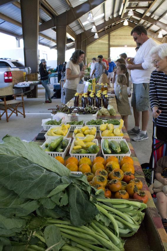 Coastal Alabama Farmers and Fishermen's Market