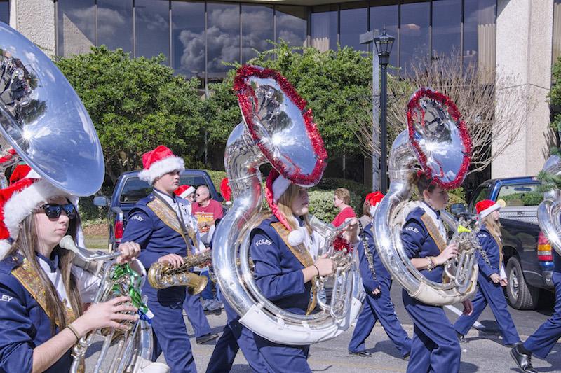 Foley Christmas Parade