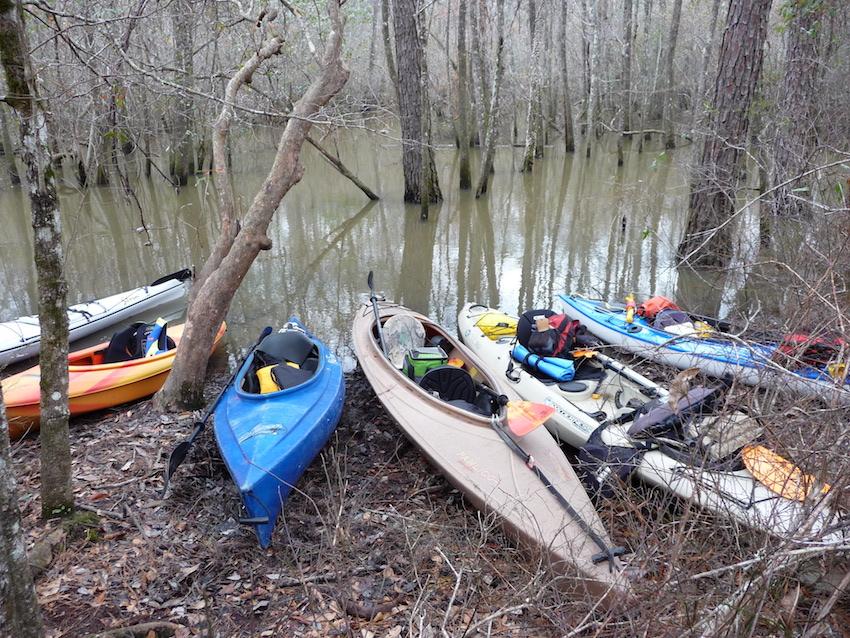 DNB swamp_kayaks