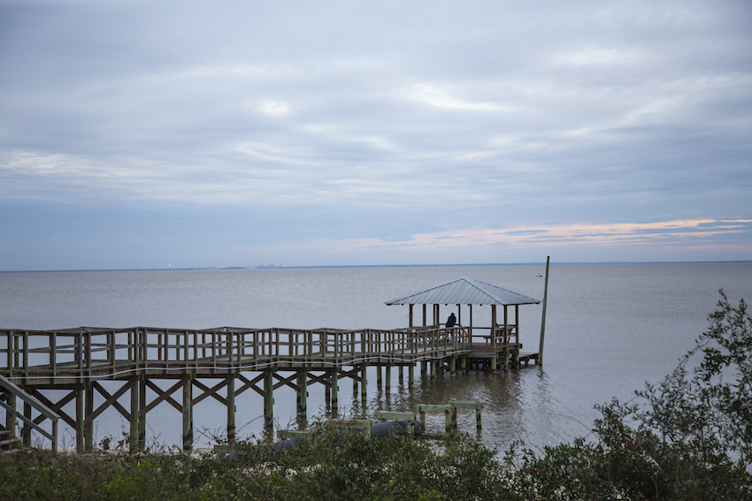 pier in fairhope