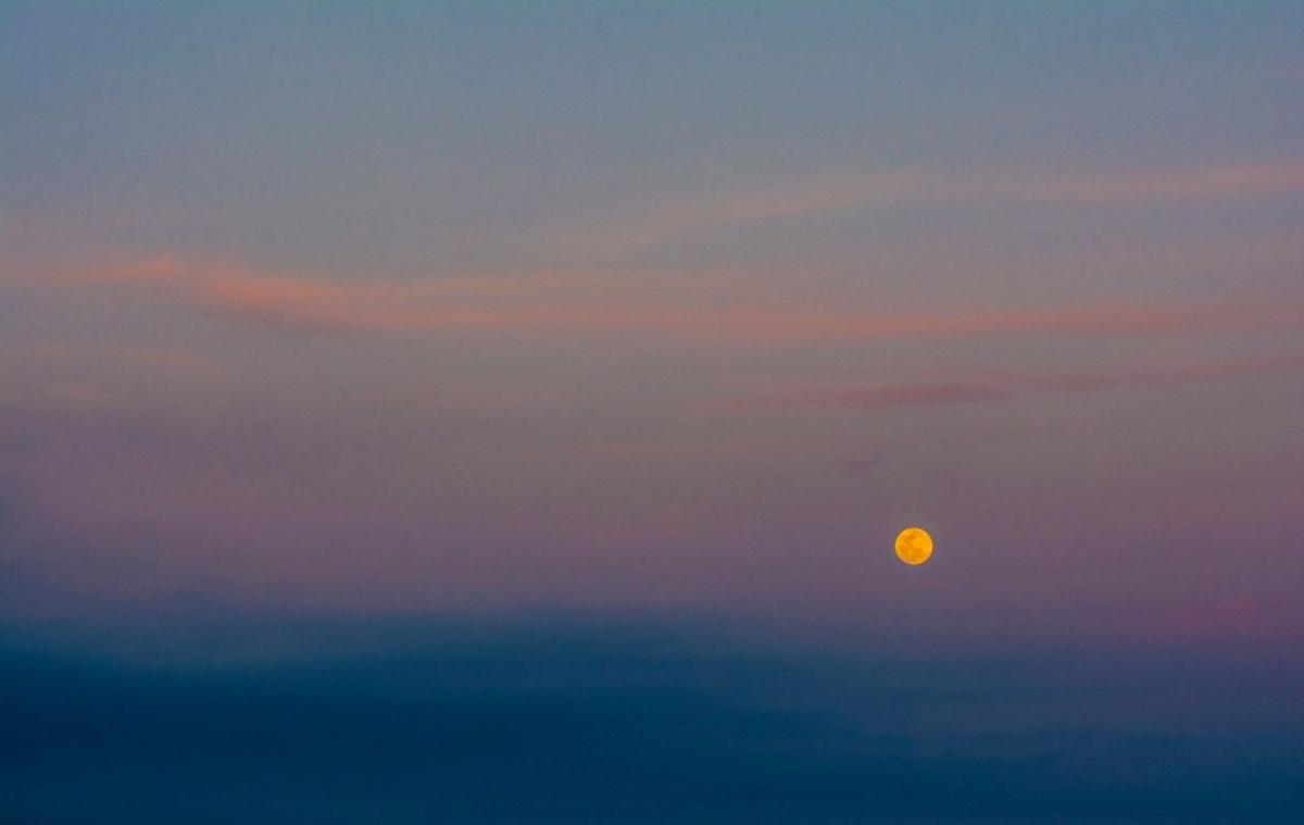 Moon Rise Gulf_Gulf State Park Pier Robert Taylor