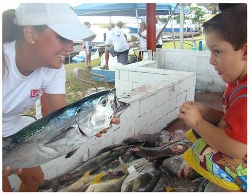 Deep sea fishing rodeo and tournaments in south mobile and for Deep sea fishing mobile al