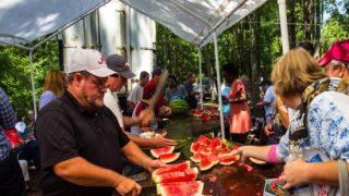 Grand Bay Watermelon Festival