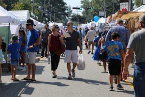 Jubilee Festival of Art. Fall events