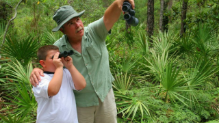 Birding is a great activity for all ages.