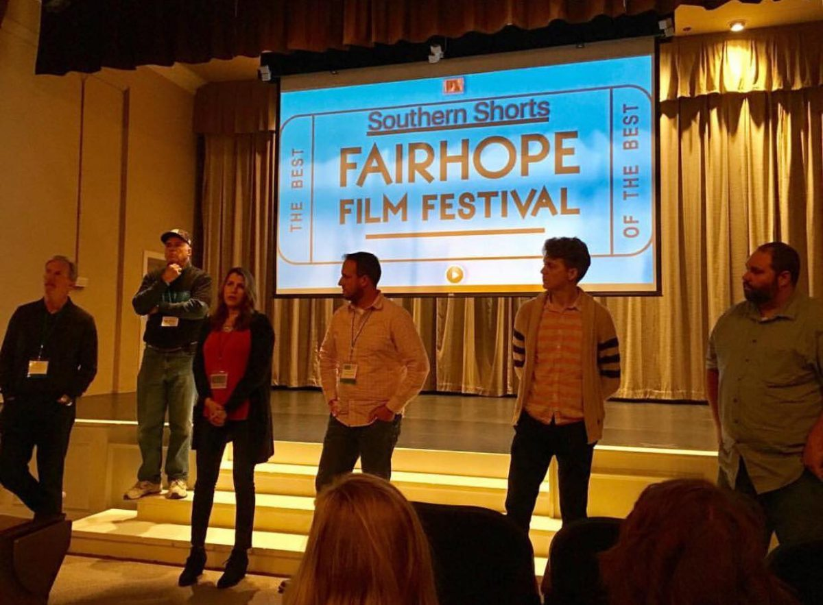 Hear from the film makers and screenwriters during the festival.
