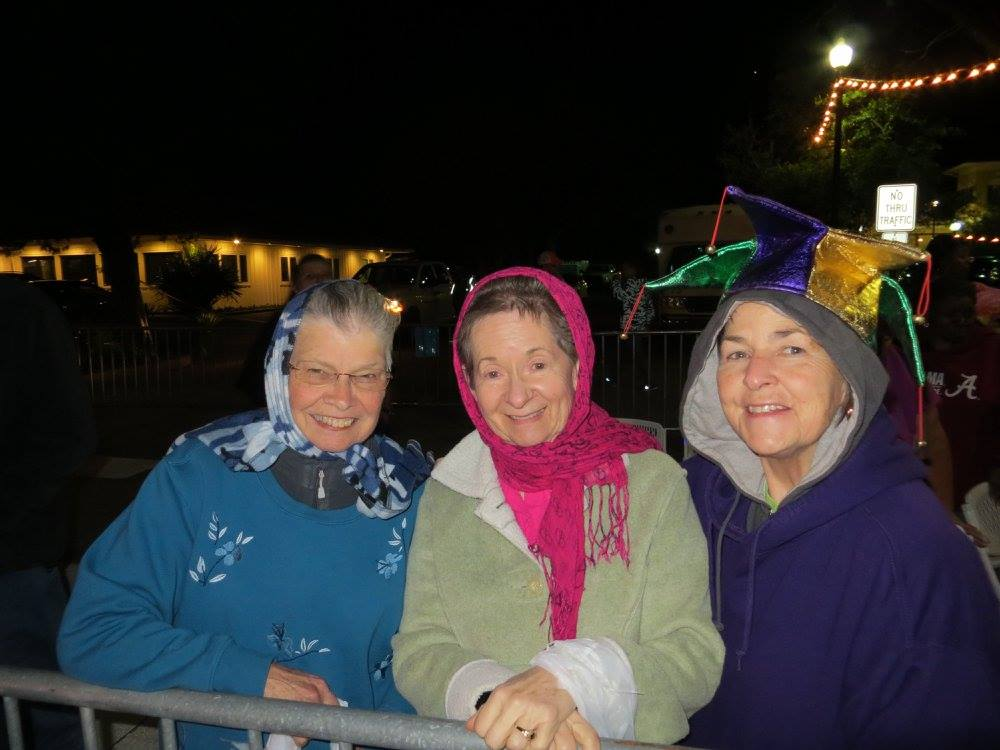 Mardi Gras in Daphne