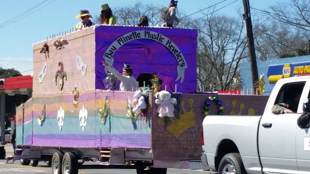 Mardi Gras in Bay Minette
