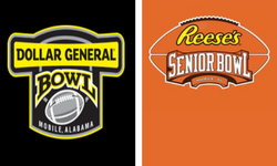 The Dollar General Bowl and Reese's Senior Bowl bring gridiron action to Mobile.