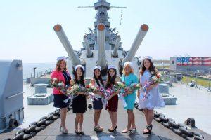 USS Alabama Crewmates, ambassadors