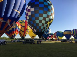 Gulf Coast Hot Air Balloon Festival, Foley