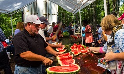 Grand Bay Watermelon Festival. Summer