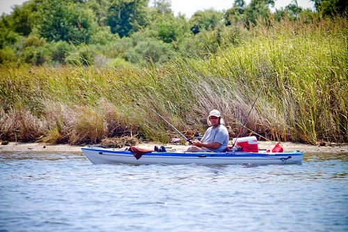 Bayou La Batre Kayak Classic