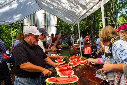 Grand Bay Watermelon Festival