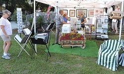 Dauphin Island Art Trail: October 13