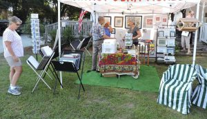 Dauphin Island Art Trail, fall festival