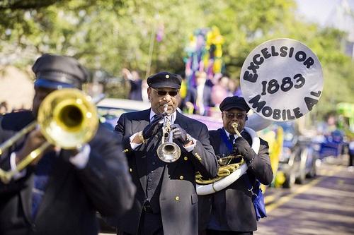 Mobile Excelsior Band