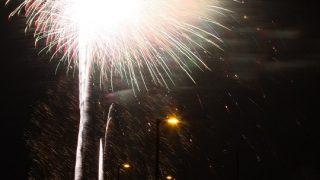 Summer Fireworks in Gulf Shores